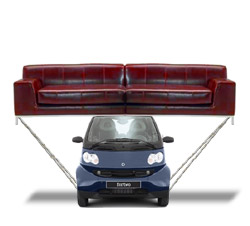 Smart Car Movers