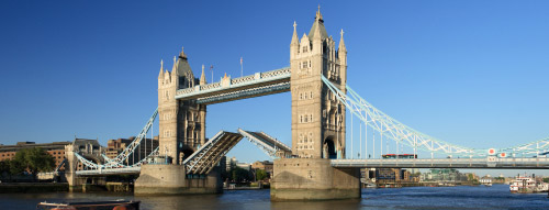 The Tower Bridge … bridging the gap